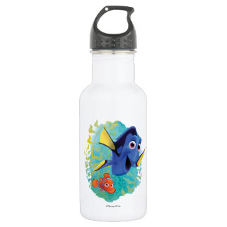 Dory & Nemo | Swim With Friends 532 Ml Water Bottle
