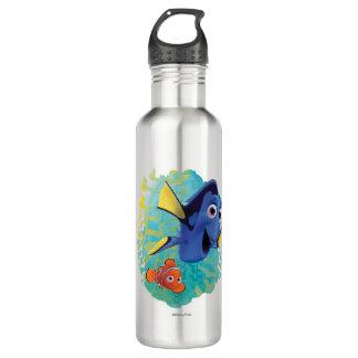 Dory & Nemo | Swim With Friends 710 Ml Water Bottle