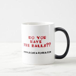 Dos Cajones Bocce Mug