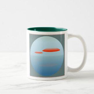 Dos Ovnis | Hovering UFOs Mug