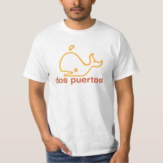 dos puertos Whale! Tee Shirt