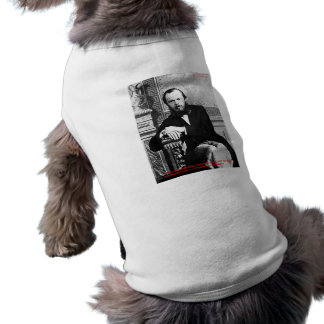 "Dostoevsky ""God Intended"" Love Quote Gifts & Cards Sleeveless Dog Shirt"