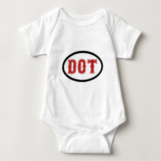 DOT City Baby Bodysuit