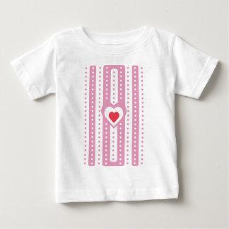 Dot line t-shirts
