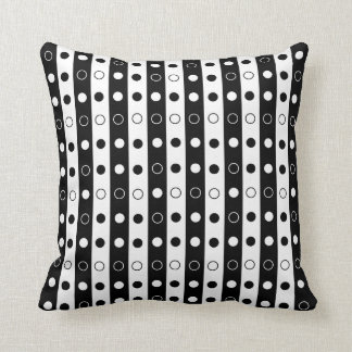 Dot Pattern Cushion