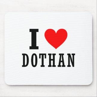 Dothan, Alabama Mouse Pad