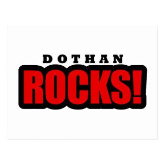 Dothan, Alabama Postcard