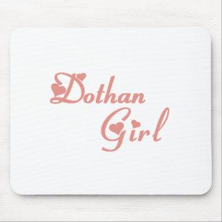 Dothan Girl tee shirts Mouse Pad
