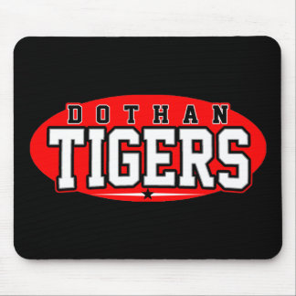 Dothan High School; Tigers Mouse Pad