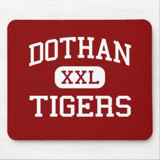 Dothan - Tigers - High School - Dothan Alabama Mouse Pad