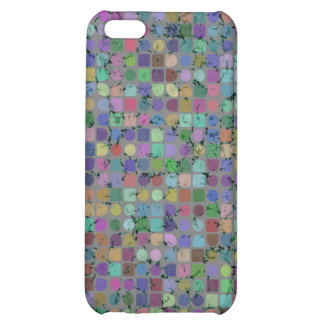 DOTS AND SQUARES iPhone 4 Speck Case iPhone 5C Cases
