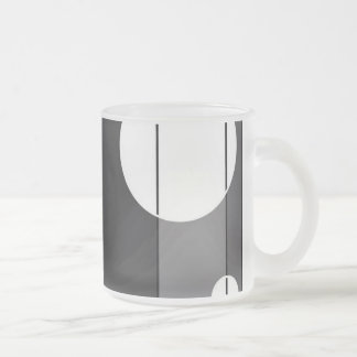 Dots and Stripes Coffee Mug