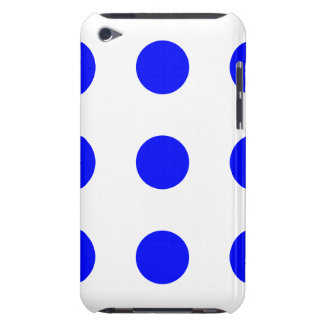 DOTS - BLUE BLUE ~ BARELY THERE iPod COVERS