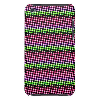 dots barely there iPod case