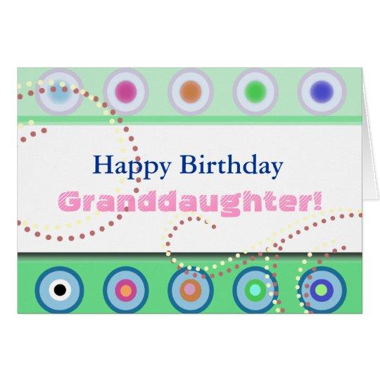 Dots Happy Birthday! Card