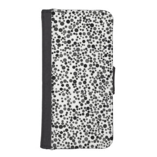 Dots. iPhone SE/5/5s Wallet Case