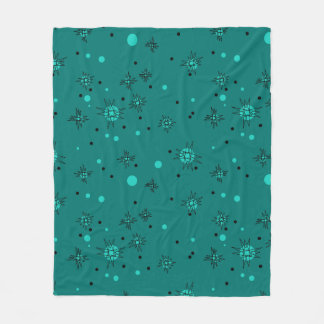 Dots n' Stars Fleece Blanket