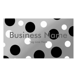 Dots On Blending Business Cards