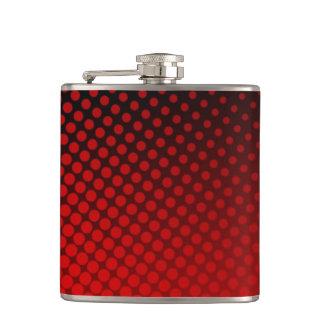Dots Pattern Flask