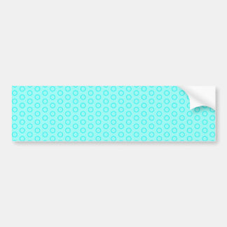 dots polka dab dotted scored scores bumper sticker