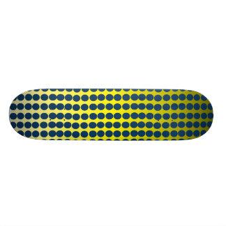 Dots 21.3 Cm Mini Skateboard Deck