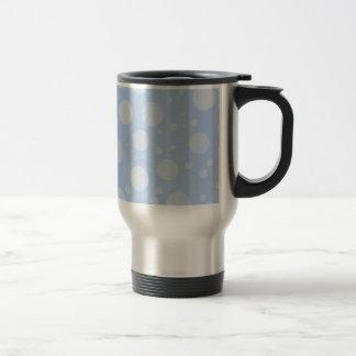 Dots Stainless Steel 444 ml  Travel/Commuter Mug