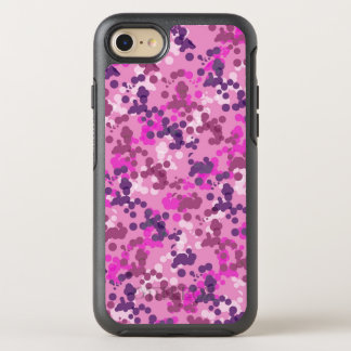 Dotted Camo OtterBox Symmetry iPhone 8/7 Case
