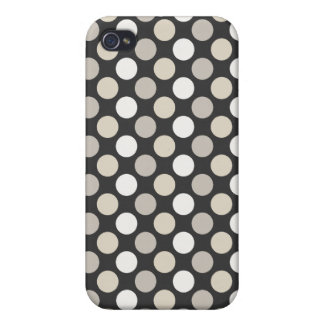 Dotted Case iPhone 4 Covers