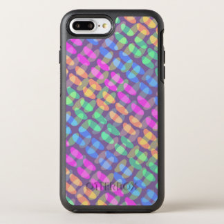 Dotted Check 2011 OtterBox Symmetry iPhone 8 Plus/7 Plus Case