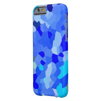 Dotted in Blue iPhone 6 case Barely There iPhone 6 Case