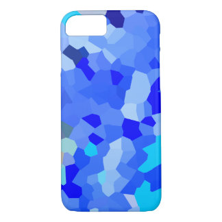Dotted in Blue iPhone 7 case