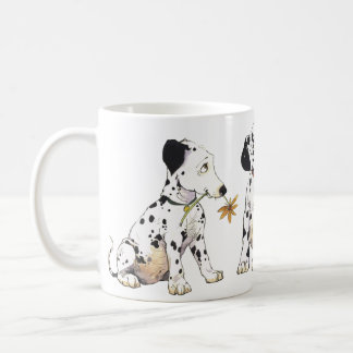 'Dotty about You!' Dalmatians Mug