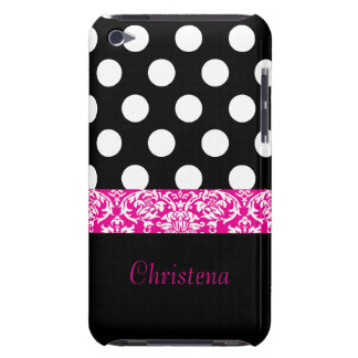 Dotty Damask iPod Touch 4G Case iPod Touch Cover
