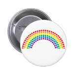 Dotty Rainbow Badges
