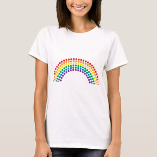 Dotty Rainbow T-Shirt