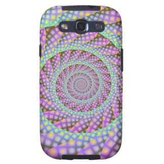 Dotty Spiral Galaxy SIII Cover