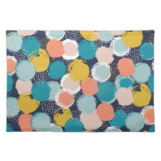 Dotty Spot Pattern Placemat