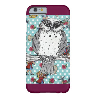 Dotty the Owl 4 iPhone 6 case Barely There iPhone 6 Case