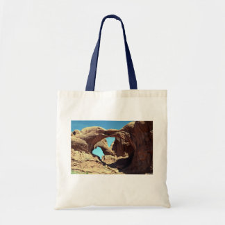 Double Arch Budget Tote Bag