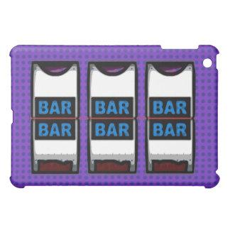 Double Bars Slot Machine Reels iPad Mini Cover