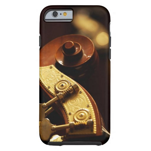 Double bass headstock 2 iPhone 6 case