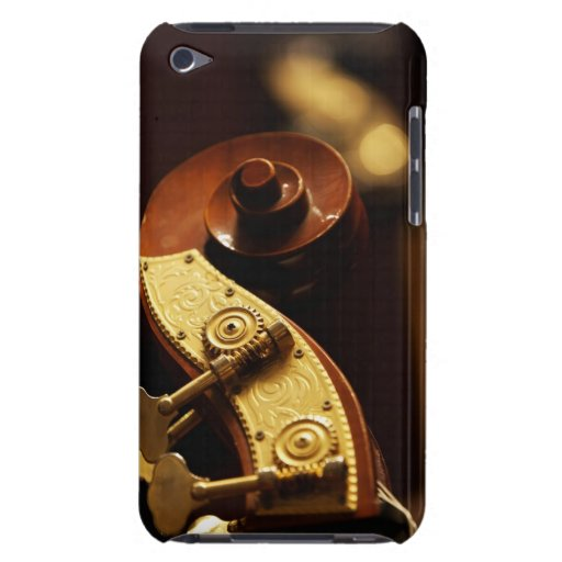 Double bass headstock 2 barely there iPod cases