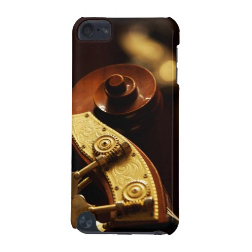 Double bass headstock 2 iPod touch 5G cover