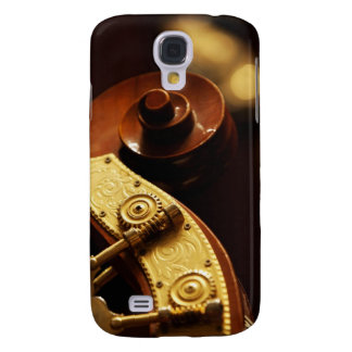 Double bass headstock 2 galaxy s4 case