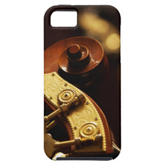 Double bass headstock 2 iPhone 5 covers