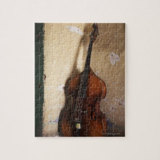 Double Bass Jigsaw Puzzle
