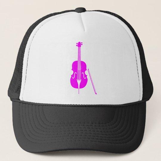 Double Bass - Magenta Cap