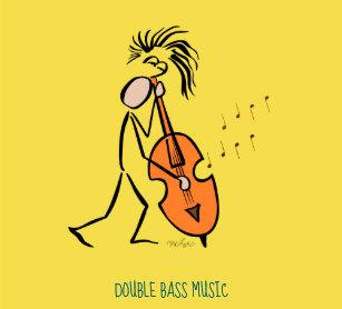 Double Bass Gifts Gift Ideas Zazzle Uk