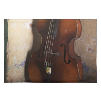 Double Bass Placemat