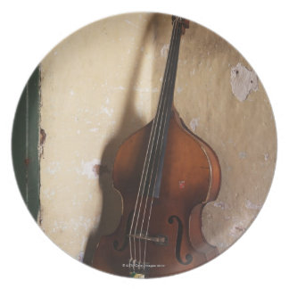 Double Bass Plate